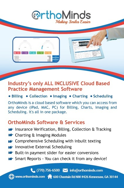Orthodontic mobile software